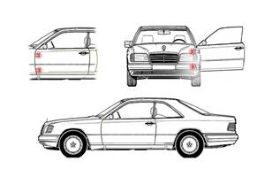 б/у Капот Chevrolet Blazer