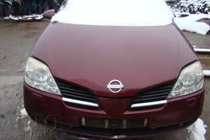б/у Капоты Nissan Primera