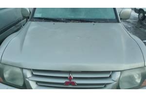 б/у Капот Mitsubishi Pajero