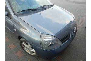 б/у Капоты Renault Clio