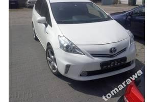 б/у Капот Toyota Prius