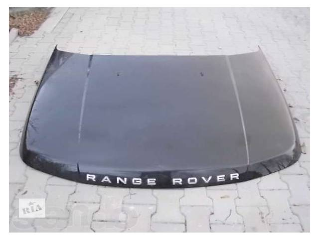 купить бу Детали кузова Капот Land Rover Range Rover в Ужгороде