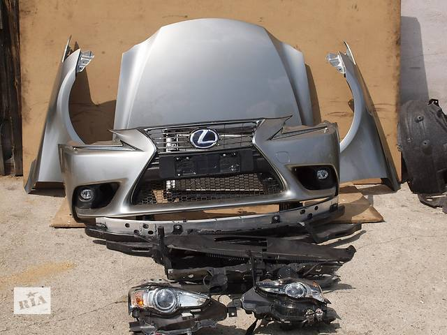 продам Детали кузова Капот Lexus IS бу в Киеве