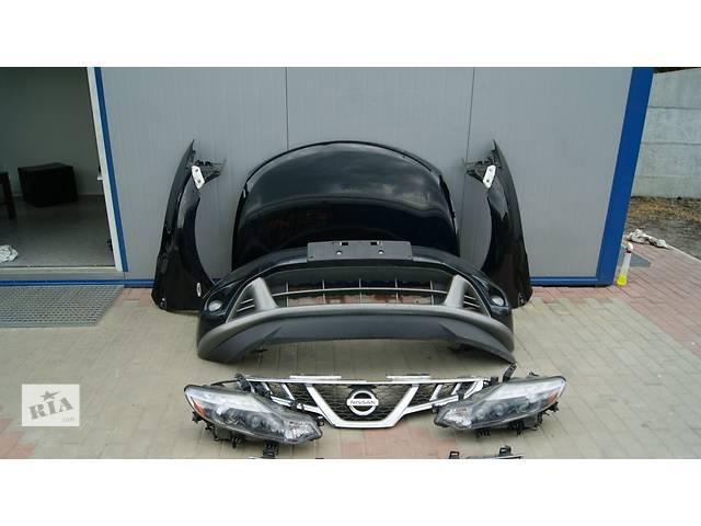 Детали кузова Капот Nissan Murano Z51- объявление о продаже  в Киеве