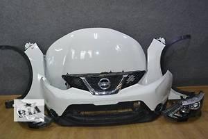 Капоты Nissan Qashqai