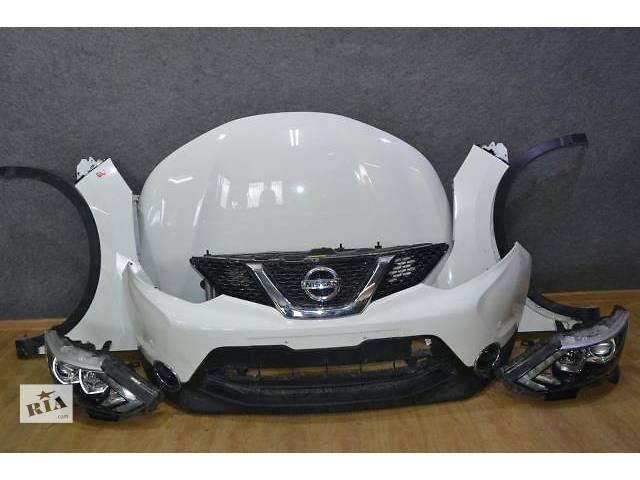 Детали кузова Капот Nissan Qashqai- объявление о продаже  в Киеве
