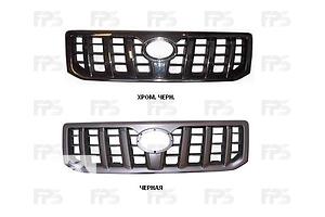 Новые Решётки бампера Toyota Land Cruiser Prado