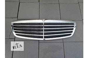 Решётки бампера Mercedes S-Class
