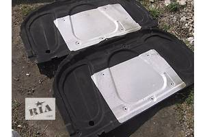 Шумовки капота Opel Vectra C