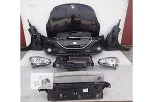Усилители заднего/переднего бампера Peugeot 208