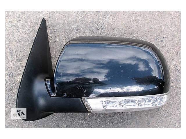купить бу Детали кузова Зеркало Hyundai Santa FE в Ужгороде