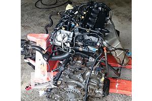 б/у Блок двигателя Mazda 3