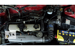 б/у Блоки двигателя Nissan Sunny