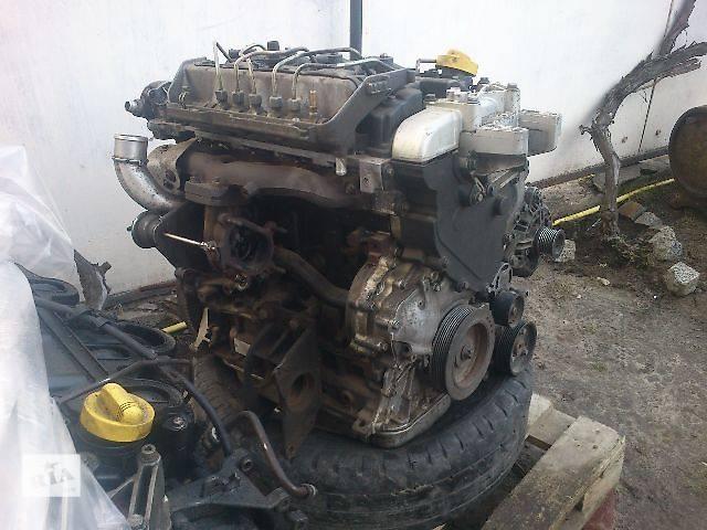 Детали двигателя Двигатель 1.9/2.2/2.5/2.8/3.0 Renault Master- объявление о продаже  в Березному (Ровенской обл.)