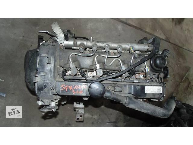 купить бу Детали двигателя Двигатель Грузовики Mercedes Sprinter 316 2011 в Ковеле