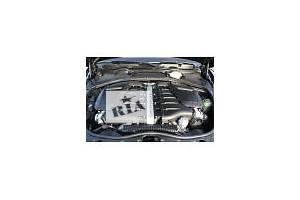 Двигатели Bentley Continental