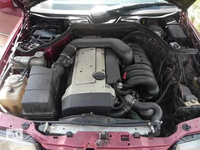 бу Детали двигателя Двигатель Легковой Mercedes 124 1995 в Киеве