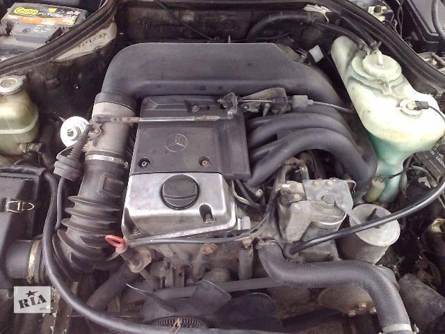 б/у Детали двигателя Двигатель Легковой Mercedes- объявление о продаже  в Ивано-Франковске