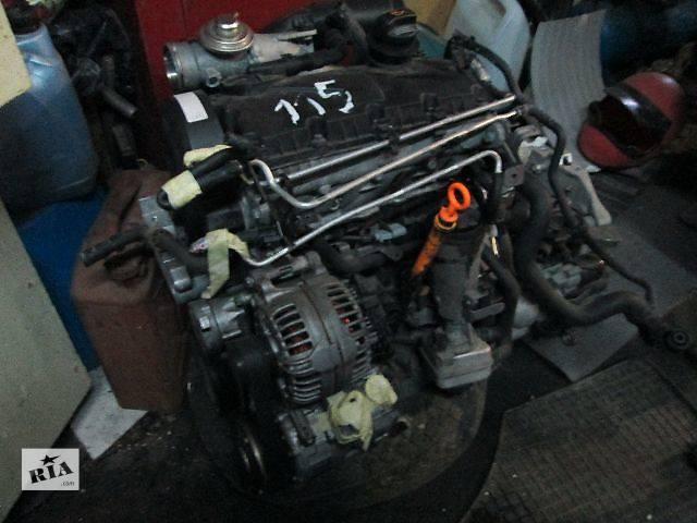 бу Детали двигателя Двигатель Легковой Volkswagen Caddy в Костополе