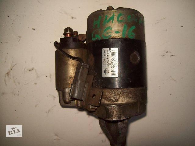 бу Детали двигателя генератор,  компрессор кондиционера, . Nissan Almera QG-15DE, 1.5. в Киеве