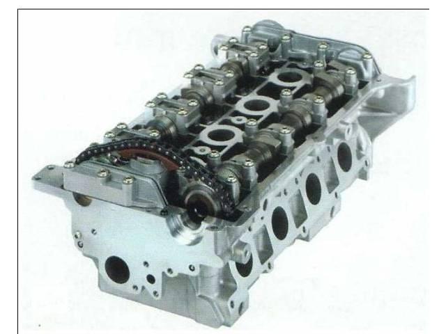 продам Детали двигателя Головка блока Легковой Honda Civic 2007 года бу в Киеве