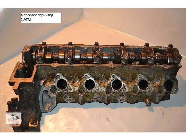 купить бу б/у Детали двигателя Головка блока Легковой Mercedes Sprinter в Ковеле
