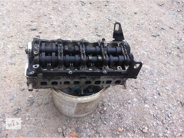 бу Детали двигателя Головка блока Легковой Opel Astra G в Токмаке