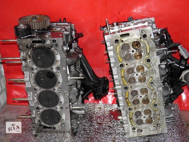 Детали двигателя Головка блока Легковой Peugeot 407 2.0HDI 16V- объявление о продаже  в Львове