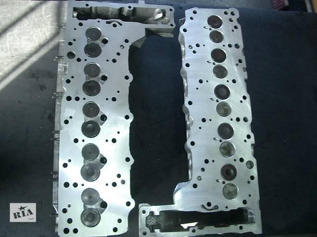 Детали двигателя Головка блока Легковой SsangYong Musso 2.9d/td- объявление о продаже  в Львове