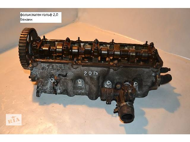 продам Детали двигателя Головка блока Легковой Volkswagen Golf бу в Ковеле