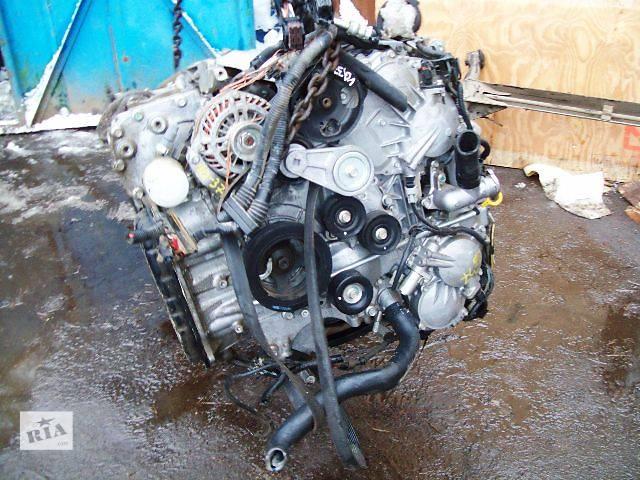 купить бу Детали двигателя Infiniti FX-37, 2009-2014 год, 3.7 бензин. генератор в Киеве