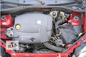 Крышки мотора Renault Kangoo