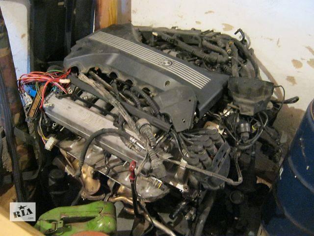 бу Детали двигателя BMW 750 99-01гг в Виннице