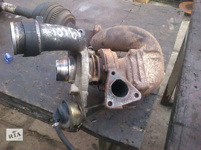 продам Детали двигателя Турбокомпрессор Легковой Renault Master груз. бу в Ровно