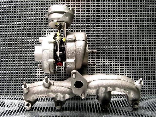 продам Б/у турбина для легкового авто Audi TT бу в Львове