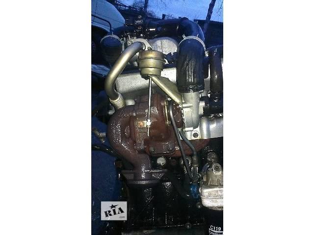 бу Детали двигателя Турбина Легковой Volkswagen T4 в Ровно