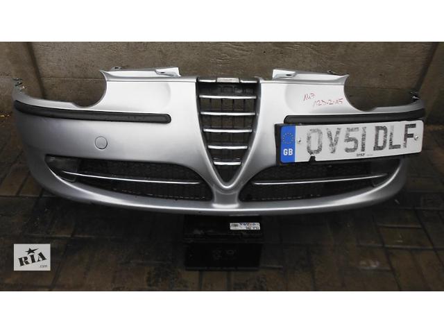 купить бу Детали кузова Бампер передний Alfa Romeo 147 в Хусте