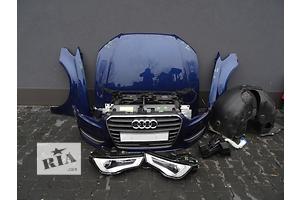 Бампер передний Audi A3