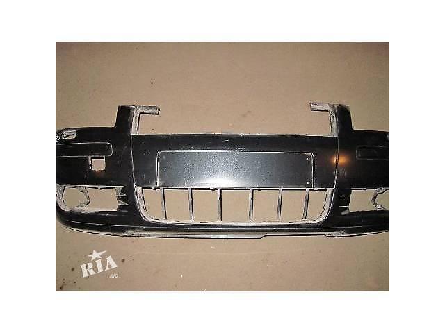 бу Детали кузова Бампер передний Легковой Audi A3 2004 оригинал в Харькове