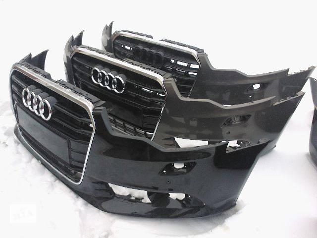 Детали кузова Бампер передний Легковой Audi A6- объявление о продаже  в Костополе