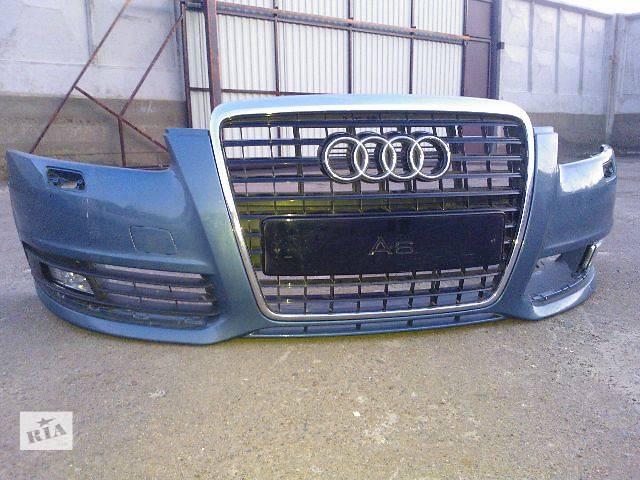 купить бу Детали кузова Бампер передний Легковой Audi A6 в Костополе