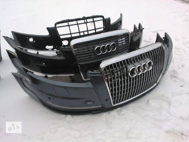 купить бу Детали кузова Бампер передний Легковой Audi A6 Allroad в Костополе