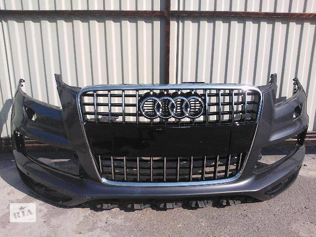 Детали кузова Бампер передний Легковой Audi Q7- объявление о продаже  в Костополе