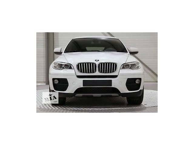 бу Детали кузова Бампер передний Легковой BMW X6 E71 E72 BMW X6 морда в Жовкве