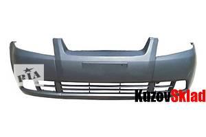Новые Бамперы передние Chevrolet Aveo