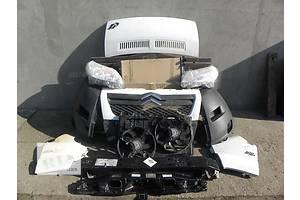 Бамперы передние Citroen Jumper груз.