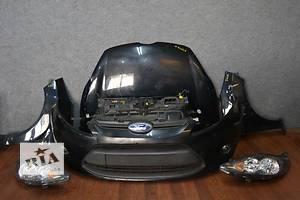 Капот Ford Fiesta