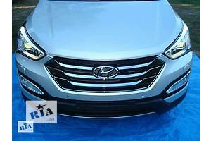 Бамперы передние Hyundai Santa FE