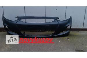 Новые Бамперы передние Hyundai Solaris