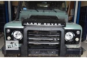 Бампер передний Land Rover Defender